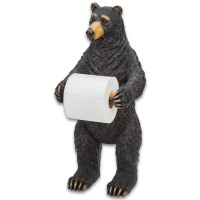 Bear Standing Toilet Paper Holder | CHKadels.com ...