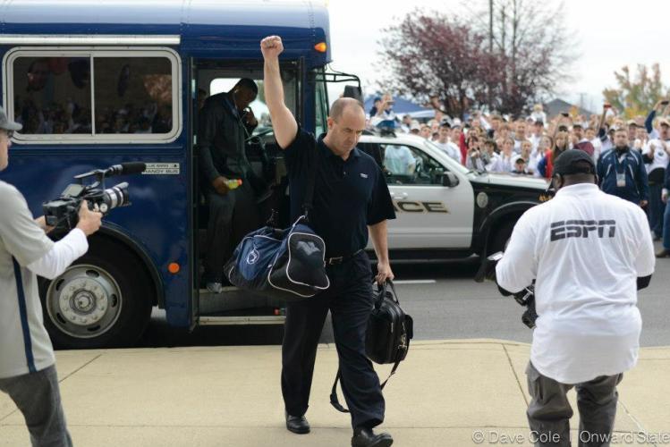 Bill O'Brien Named ESPN Coach of the Year, Michael Mauti ESPN All