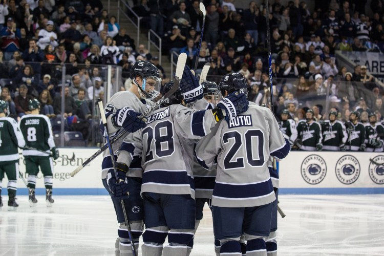 Examining Penn State Hockey s Chances Of Making The NCAA Tournament a23f72dc6