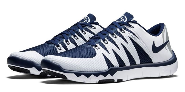 "the best attitude 454b3 3751d Penn State Football Represented In Nike s ""Week Zero Collection"""