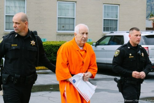 Report: Sandusky Prosecutor & Former Penn State Lawyer Has Law License Suspended