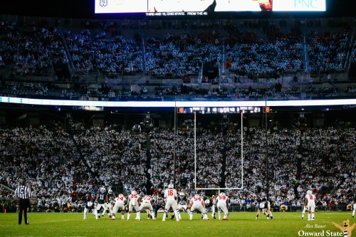 Urban Meyer: Penn State White Out Is 'The Toughest Environment In The Country'