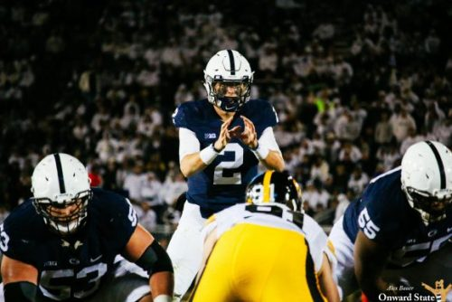Penn State-Iowa To Kick Off At 3:30 P.M.