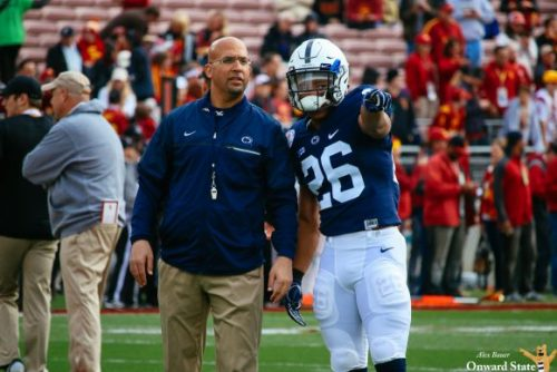Could James Franklin Leave Penn State For USC?