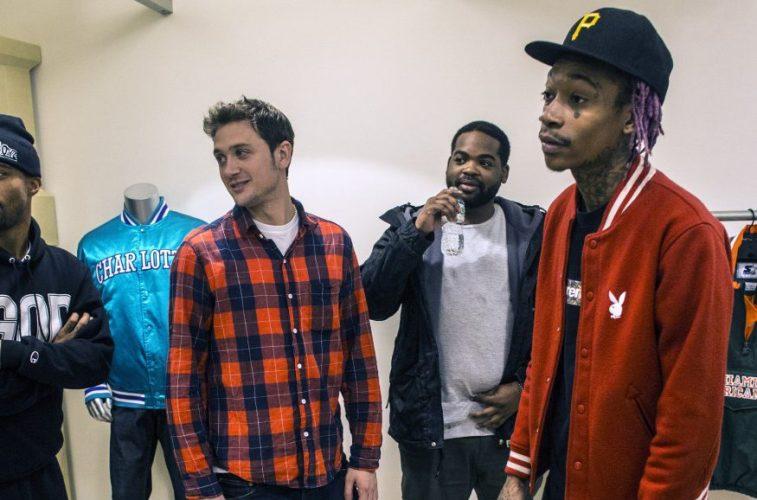 Taylor gangs will dzombak finds success in journey with wiz khalifa m4hsunfo