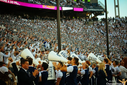 Penn State, Big Ten Among Nation's Most Expensive Student Football Tickets