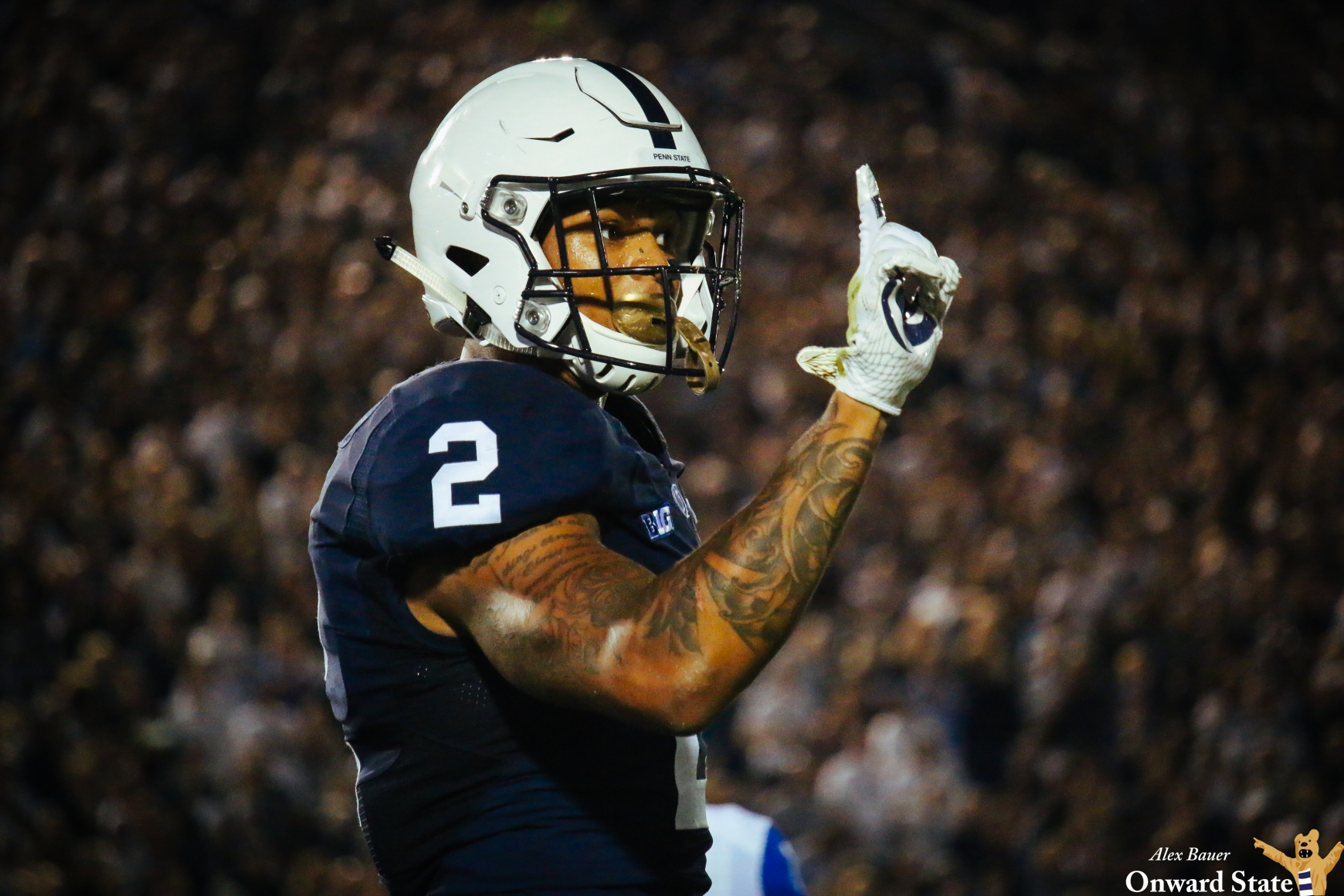 huge discount cc6b6 dca46 Analyzing Safety Marcus Allen's Draft Stock | Onward State