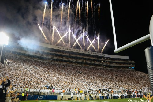 Penn State-Ohio State White Out Showdown Slated For Primetime