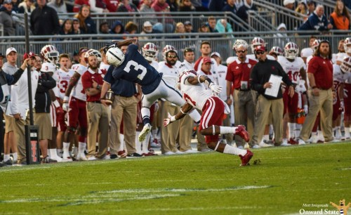 Staff Predictions: No. 18 Penn State vs. Indiana