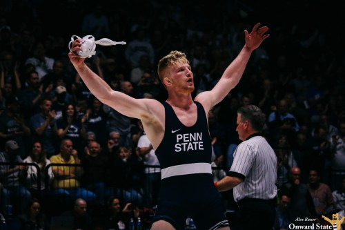 No. 1 Penn State Wrestling Embarrasses No. 2 Ohio State