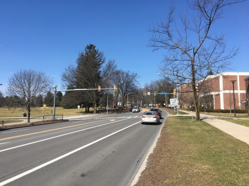 PennDOT Issues Update On Atherton Street Construction For Remainder Of May