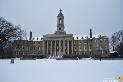 Penn State Ends Classes Early Thursday Due To Snow