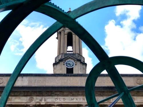 Case Of Coronavirus Confirmed On Penn State's Campus