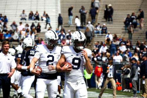Penn State Backup Quarterbacks Show Unique Culture In Happy Valley