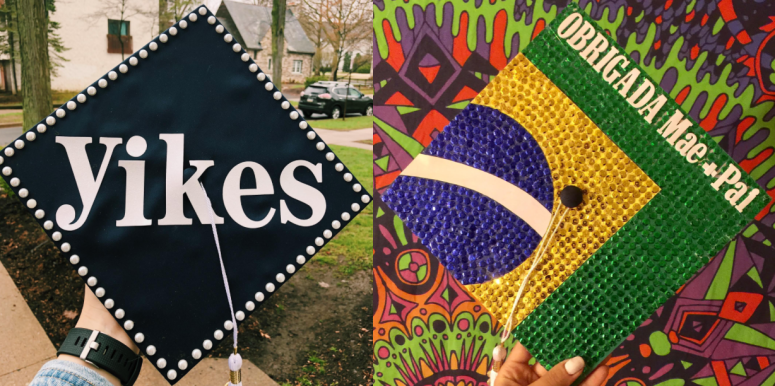 The Class Of 2018 S Best Decorated Graduation Caps Onward