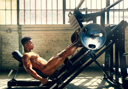 Saquon Barkley's 'Body Issue' Photo Gallery Released