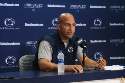 A Crash Course In Why Other College Football Coaches (Probably) Dislike James Franklin