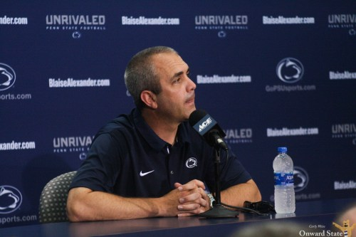 Penn State Special Teams Coordinator Phil Galiano Leaving For The NFL