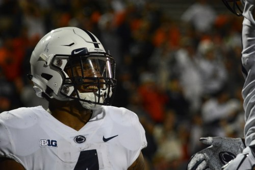 Penn State Cruises Past Illinois 63-24