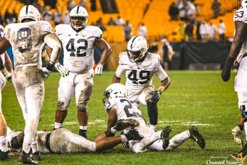 UPDATE: Defensive Tackle Ellison Jordan Not Leaving Penn State Football