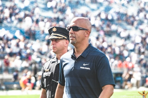 James Franklin Owns Kentucky