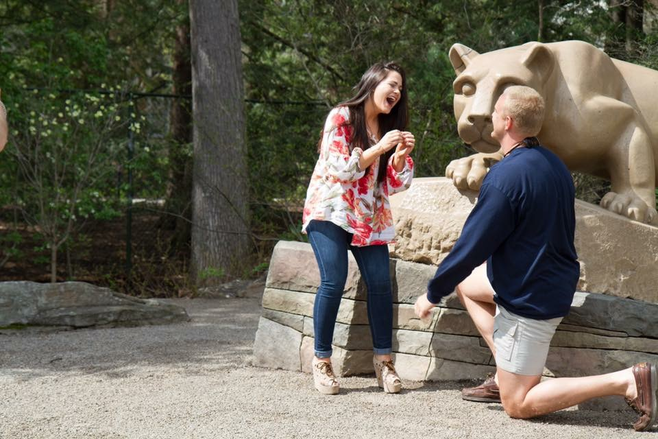 We Want To Hear Your Penn State Love Stories