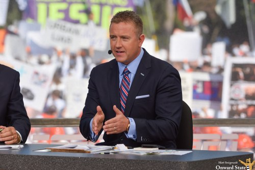 Kirk Herbstreit Emotional Over White Out Postponement