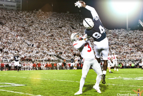 Juwan Johnson's Status Up In The Air For Penn State-Rutgers