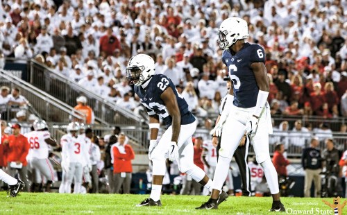 Penn State Safety Ayron Monroe To Transfer