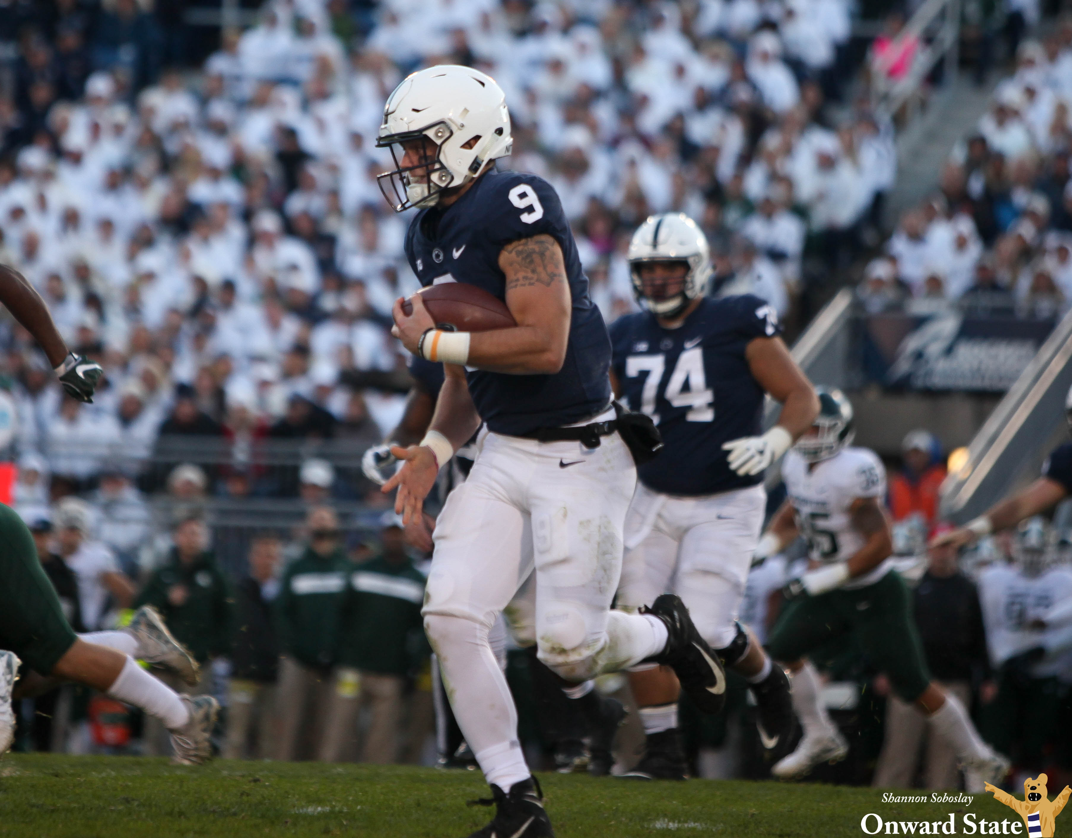 Trace McSorley Among Seven Penn State Players Invited To NFL Combine