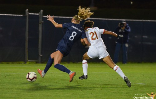 Penn State Women's Soccer Advances To Sweet 16