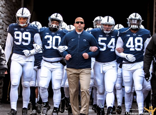 Staff Predictions: No. 14 Penn State vs. Rutgers
