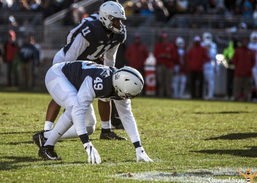 Report: Penn State Football's Daniel Joseph Enters NCAA Transfer Portal