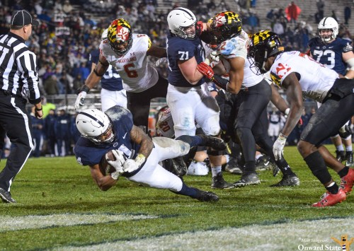 Penn State To Play 2019 'B1G Friday Night Lights' Game At Maryland