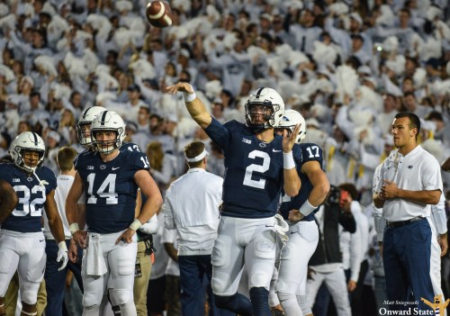 A Way-Too-Early Look At Penn State's Offense In 2019