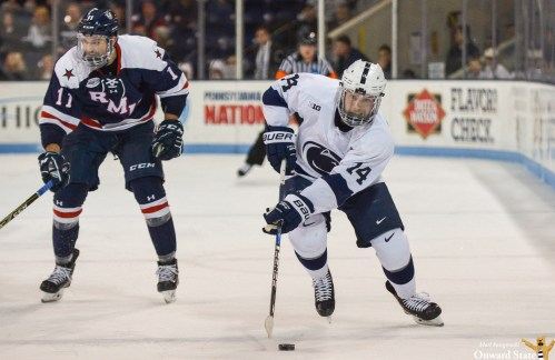 Penn State Hockey's Nate Sucese Lands At No. 2 On SportsCenter's Top 10 Plays