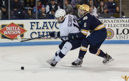 Penn State Hockey's Nikita Pavlychev Lands At No. 1 On SportsCenter's Top 10 Plays