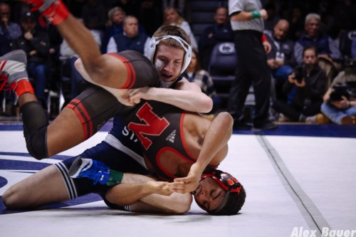 Top-Ten Matches Highlight Penn State Wrestling's Trip To Nebraska