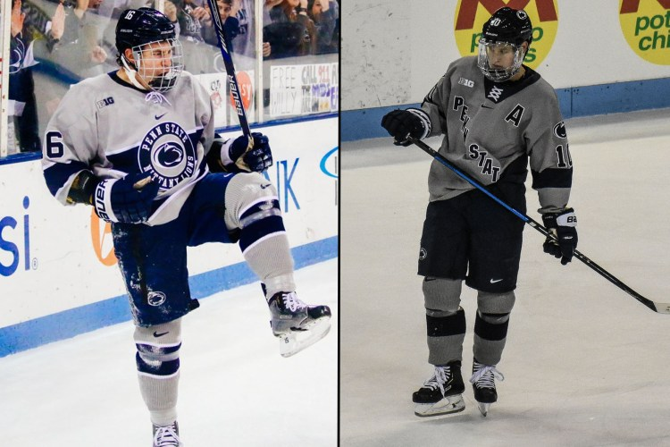 lowest price d1849 4d5fb Onward Debate: Did Penn State Hockey Get It Right With New ...