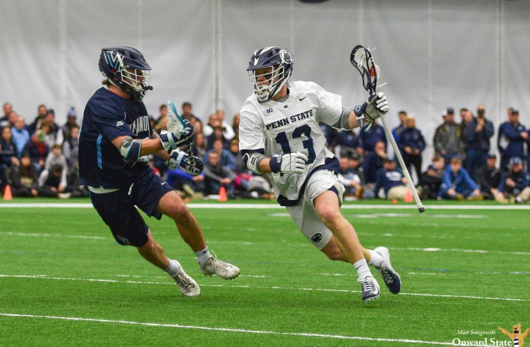 c336001a5c6 Late Comeback Comes Up Short As No. 2 Penn State Men s Lacrosse ...