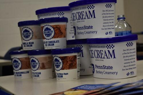Name The College Of Engineering's Celebratory Creamery Flavor