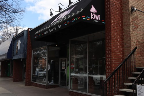 Kiwi Frozen Yogurt Closes After Eight Years In Business