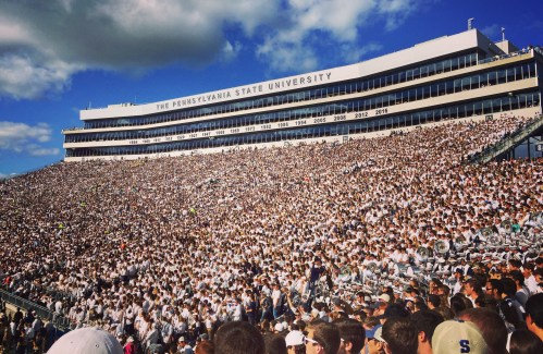 A Look At Beaver Stadium's Potential Reduced-Capacity Plans