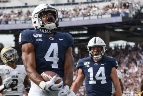 Penn State Football Ranked No. 10 In AP Top 25 Poll