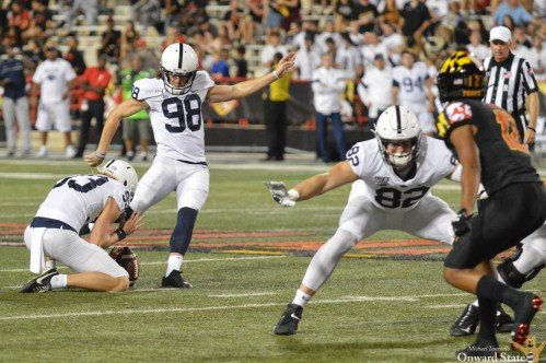 Special Teamer To Wear No. 0 For Penn State Football