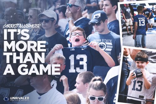 Penn State Football's Jersey Recruit Graphic Is Problematic