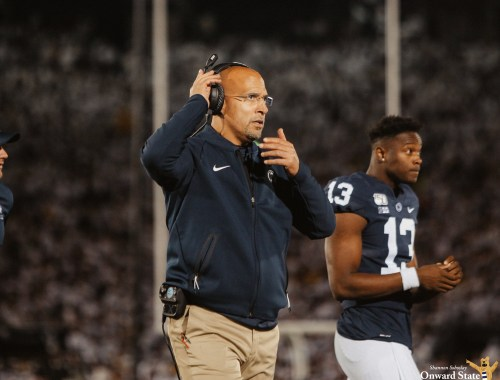 James Franklin Agrees To Contract Extension Through 2025