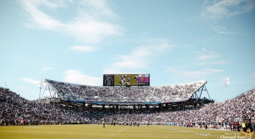 Penn State Athletics Provides Football Season Ticket Update