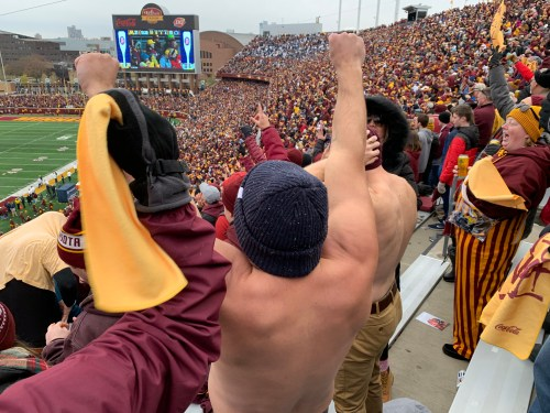 Gameday Observations: Minnesota And The Terrible, Horrible, No Good, Very Bad Day