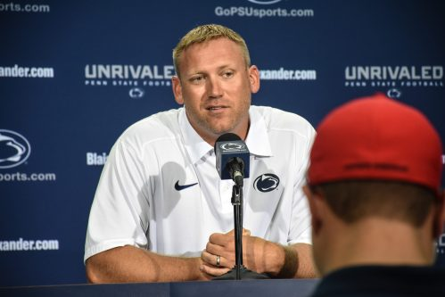 Penn Staters React To Ricky Rahne's Departure For Old Dominion